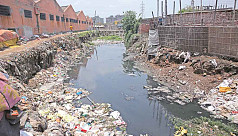 '16,400km waterways lost due to...