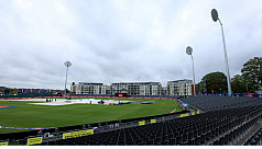Bangladesh-Sri Lanka match abandoned...
