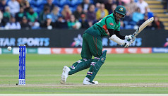 Shakib becomes second Bangladeshi to...