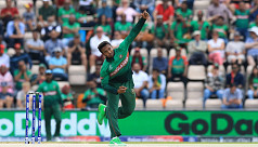Double strike for Shakib in same...