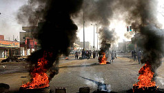 13 dead as Sudan military rulers try to break up sit-in