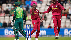 South Africa v West Indies World Cup...