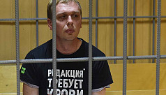 Russian police drop charges against journalist