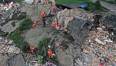 China earthquake kills 12, injures...