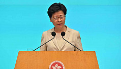 HK leader apologises for extradition...