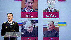 Dutch to put four on trial over MH17...