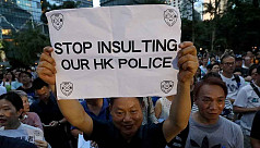Hong Kong police vow to pursue HQ siege...