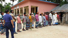 Voting in fifth phase of upazila polls...
