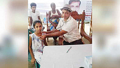 Yearly medical camps provide free medicine...