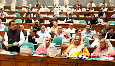 Parliament passes Tk523,190 crore budget for FY2019-20