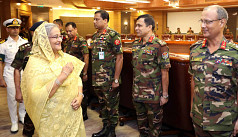 PM to army: Always stand beside...