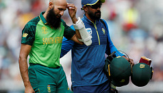 South Africa's Amla sits out nets after...