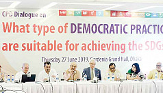 CPD dialogue on SDGS: Income inequality,...