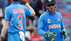 Furore in India after Dhoni asked to...