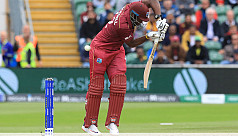 Gayle, Russell score nought against...