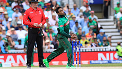 Fitter Shakib determined for a great...