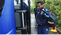 Shakib doubtful for Sri Lanka tie