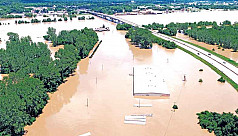 Floods force record low corn, soybean...