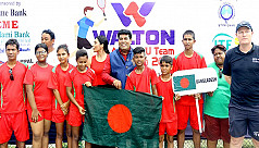 Bangladesh beat Pakistan in U-12...