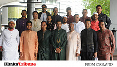 Tigers celebrate Eid in London, focus...
