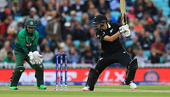 New Zealand hold nerve to clinch thriller against Bangladesh