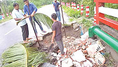 Nor'wester wrecks havoc on Gopalganj...