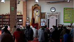 Muslims in Athens finally get a mosque...
