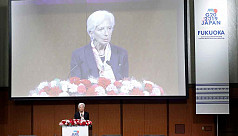 IMF's Lagarde highlights potential disruptive...