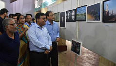 Two-day photo exhibition held in...