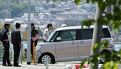 2 injured as Japan driver ploughs into kids