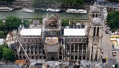 Notre-Dame of Paris to celebrate first...