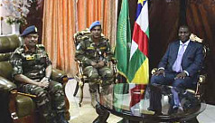Army chief calls on Central African...