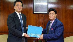 Unicef lauds Bangladesh's achievements...