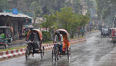 First rain of Ashar brings relief from...