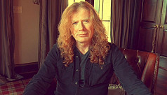 Megadeth's Dave Mustaine diagnosed with...