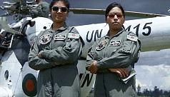 Bangladeshi female pilots become role...