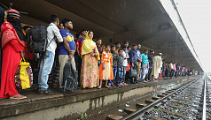 Passengers' suffering continue as trains...