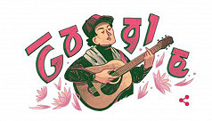 Google Doodle celebrates Lucky Akhand's birth anniversary