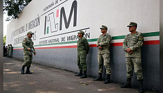 Mexico offers to send national guard...