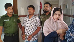 Rohingya woman detained in...