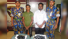 2 Rohingyas held with 9,000 yaba tablets...