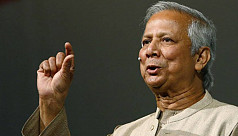 Vatican awards Yunus with the 'Lamp...
