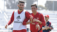 Two charged over Ozil, Kolasinac attempted...