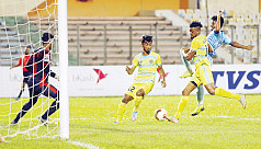 Abahani held to a draw with late...
