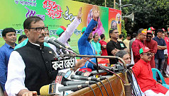 Quader: Govt serious about tackling...