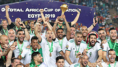 Algeria win Cup of Nations with freak...