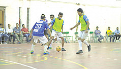 DT put seven past Lal Teer, into Cup...
