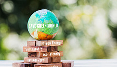 Let's save Planet Earth