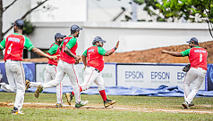 Bangladesh finish fifth in West Asia Baseball