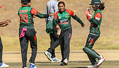 Bangladesh Women's first T20 World Cup practice match abandoned